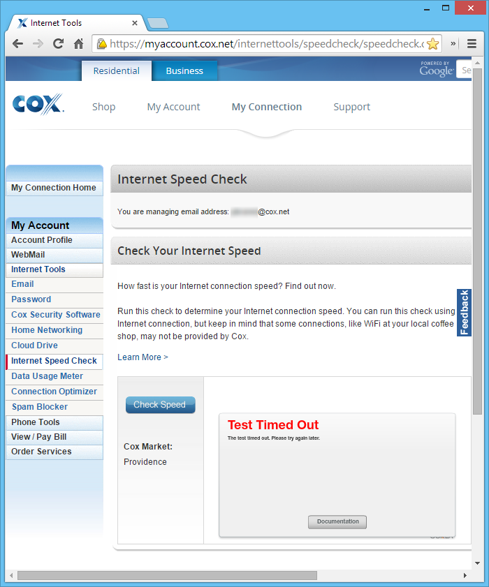 Cox-Internet-Speed-Check-site-Test-Timed-Out-The-test-timed-out.-Please-try-again-later