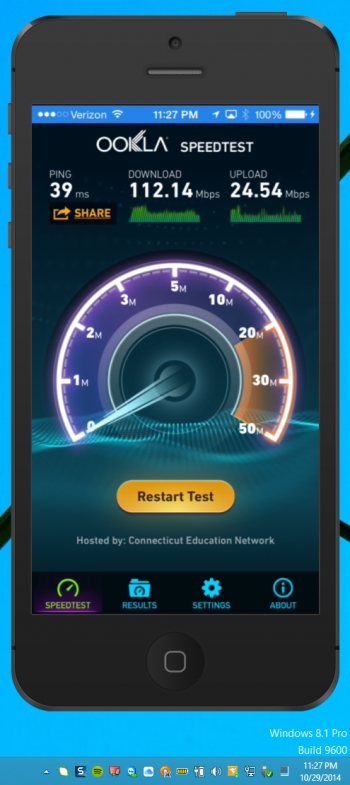 Ookla-speed-test-in-my-home-on-Oct-29-2014-on-802.11ac