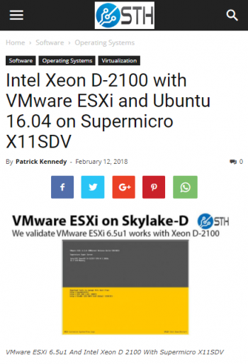 intel-xeon-d-2100-works-with-vmware-esxi-and-ubuntu-16-04-on-supermicro-x11sdv