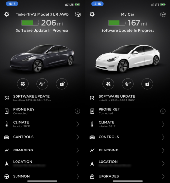 TinkerTry-Tesla-Model-3s-updating-software-on-2019-12-24