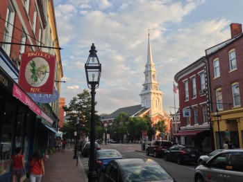 Downtown-Portsmouth-NH-by-Paul-Braren-July-2013