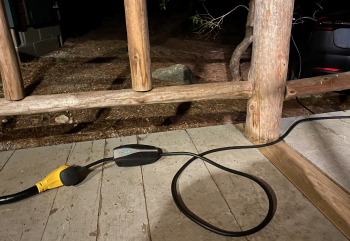 charging-on-extension-cord