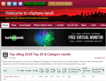 top-vblog-2018-top-25-category-results