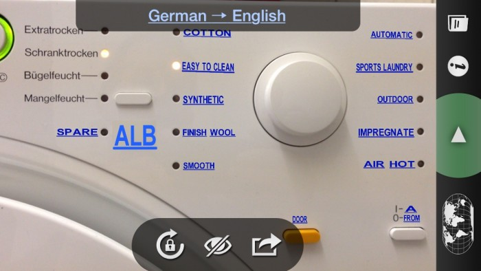 Word-Lense-Germany-to-English-Translation