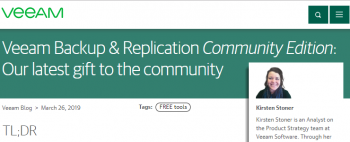 veeam-backup-and-replication-community-edition-now-available
