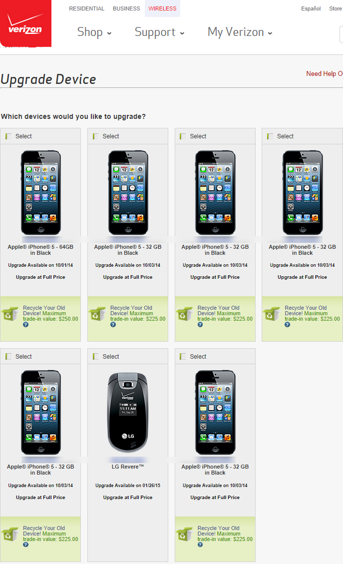 My-familys-Verizon-iPhone-5-options-as-seen-on-Sep-11-2014