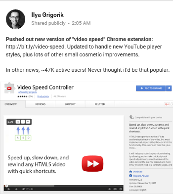 Video_Speed_Controller_Google_Plus_Announce_Nov_10_2015_resized