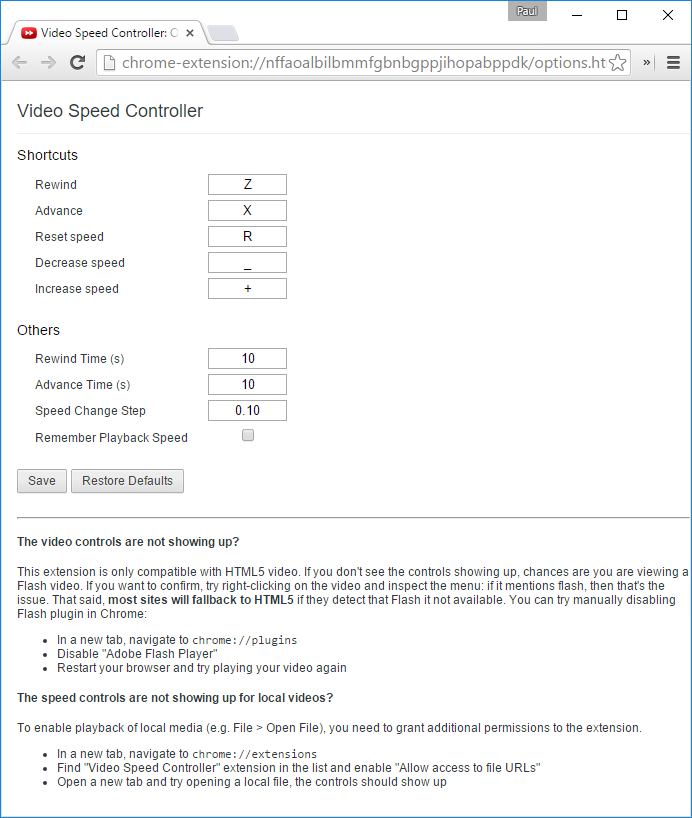 Video_Speed_Controller_Settings
