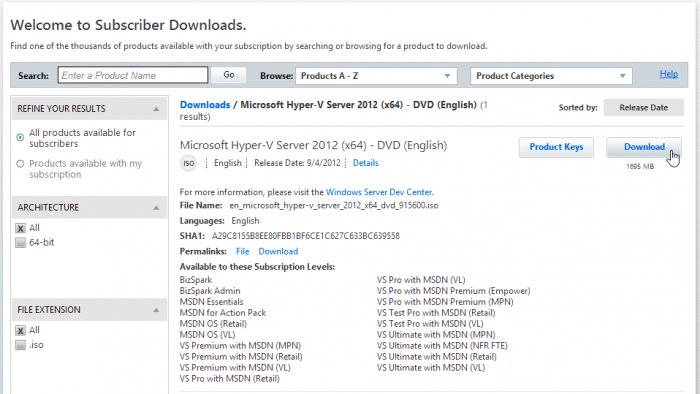 Microsoft-Hyper-V-Server-2012-x64-English-DVD-Download-from-MSDN