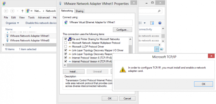In-order-to-configure-TCPIP-you-must-install-and-enable-a-network-adapter-card
