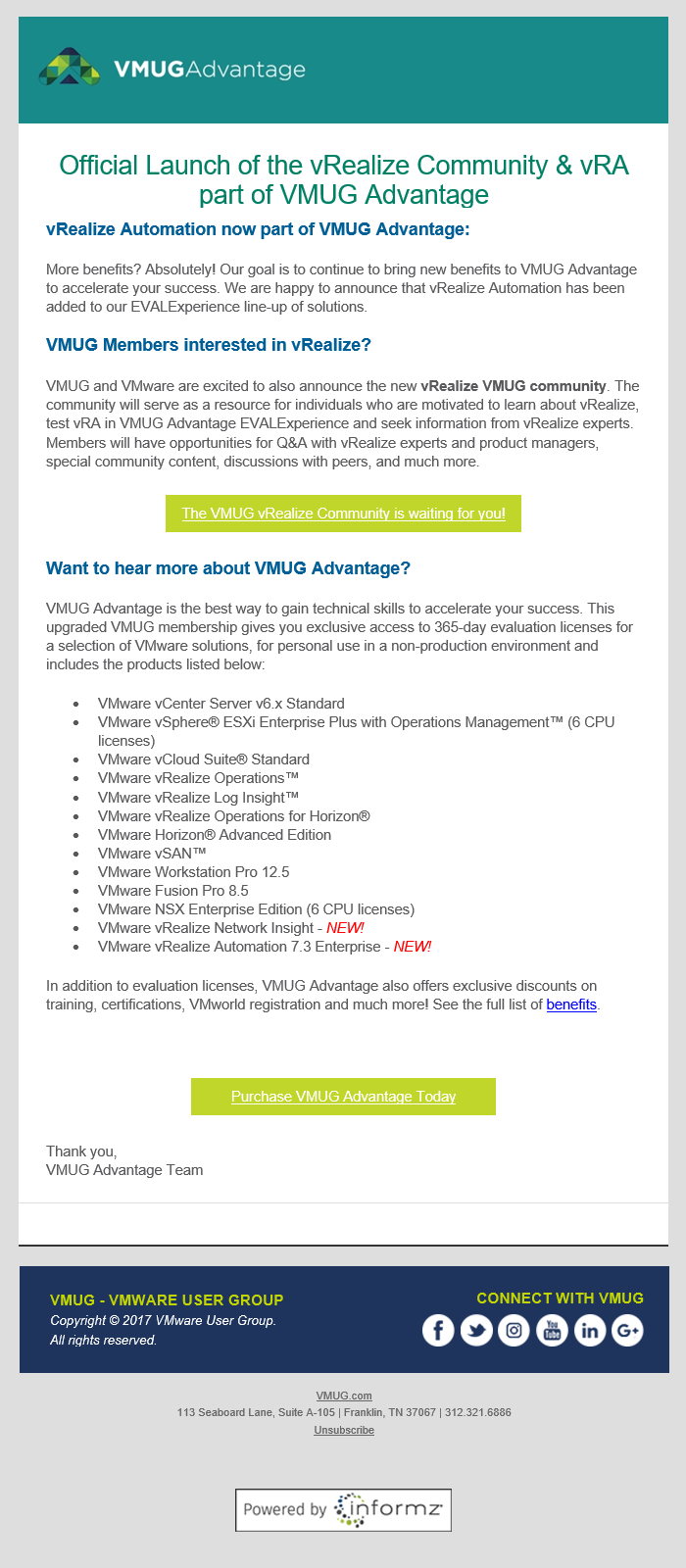 vRealize_Community_and_vRA_in_VMUG_Advantage