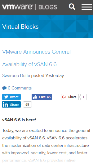 vmware-announces-general-availability-vsan-6-6