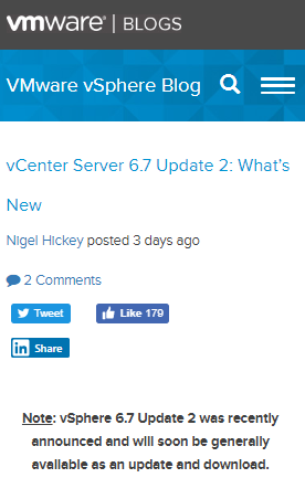 vcenter-server-6-7-update-2-whats-new