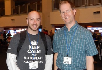 Jonathan-Frappier-and-Paul-Braren-at-VTUG-2014