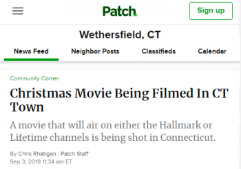 christmas-movie-being-filmed-ct-town