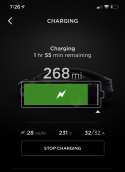 28-miles-per-hour-Tesla-Model-3-charging-with-gen2-charger--TinkerTry
