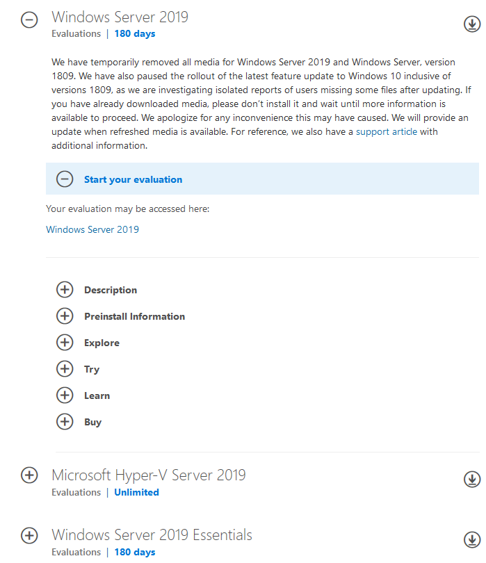evaluate-windows-server-2019