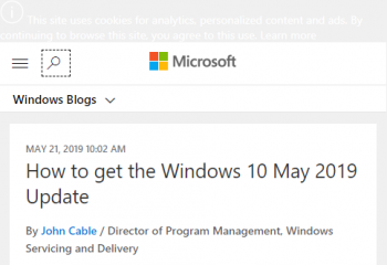 how-to-get-the-windows-10-may-2019-update