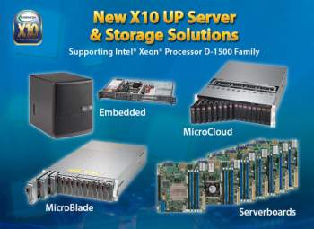 Supermicro-New-X10-UP-Servers